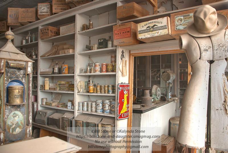 Bodie: Old Shop