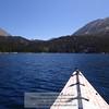 Foldable kayak - Rock Creek Area - Eastern Sierra