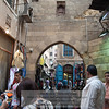 Cairo Market Scene