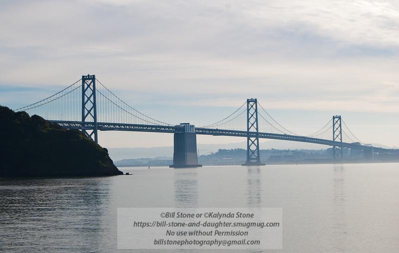 Western Span San Francisco Bay Bridge