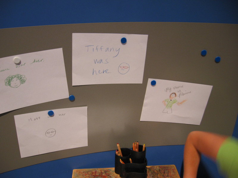 Here are the final products. Marissa does not have legs...