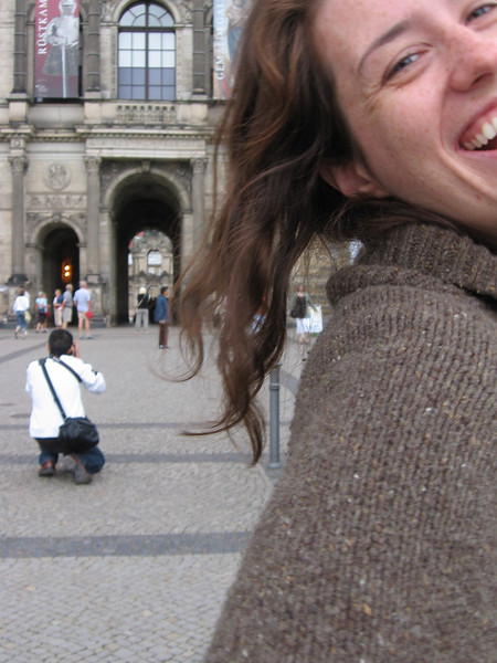 Pretty Mollie in Dresden!