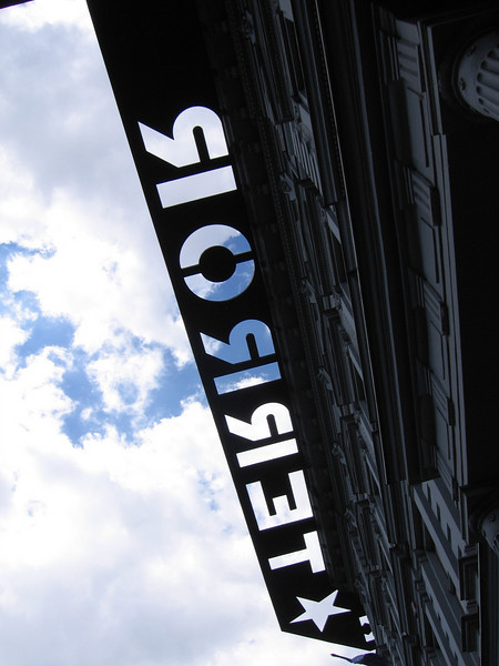 Outside the most amazing museum ever... The House of Terror. Unfortunately they don't allow pictures inside :(