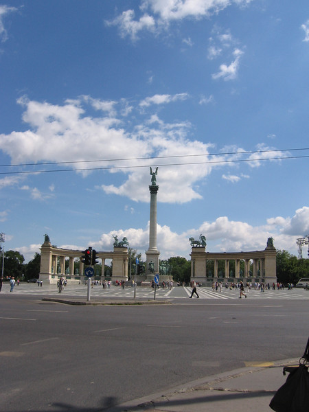 Hero's square