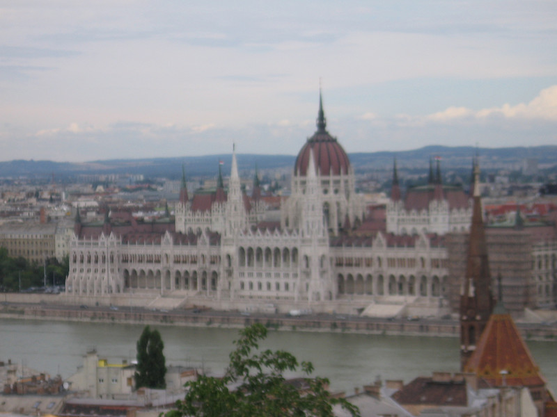 Hungarian Parliament I believe.