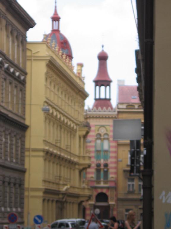 pink synagog i believe