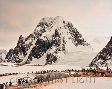 Peterman Island, Antarctica