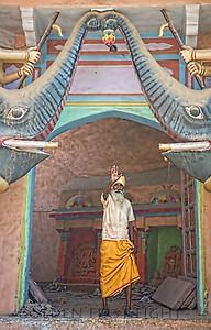 Ranthambhore Old Town, India