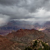 Approaching Thunderstorm, Navajo Point/ Grand Canyon NP
