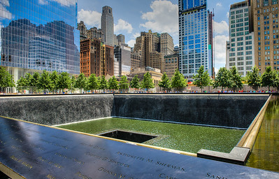 911 Memorial - New York City