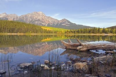 Patricia Lake, Jasper National Park