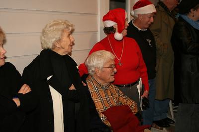 Christmas Caroling 2008