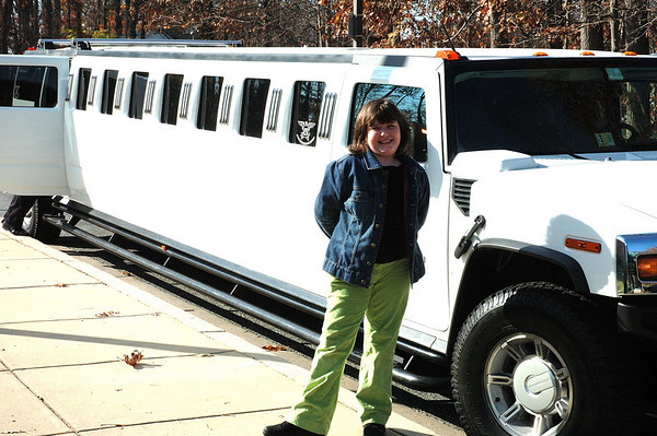 2004 Erin with Hummer