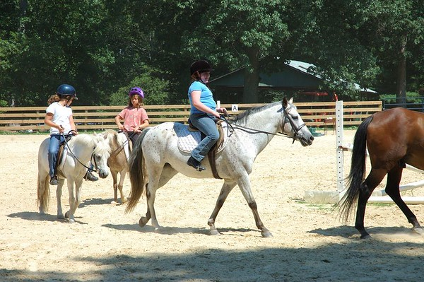 2005 Erin Horse Back Riding Camp