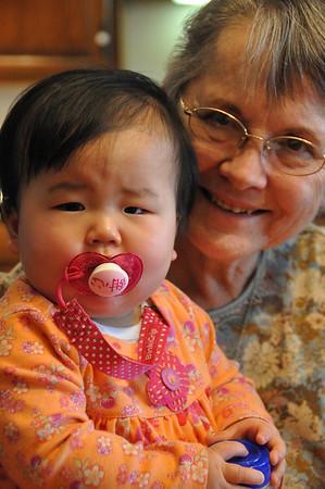 Amelia - January 2009
