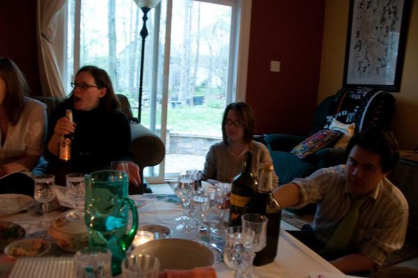 Seder - April 19, 2011