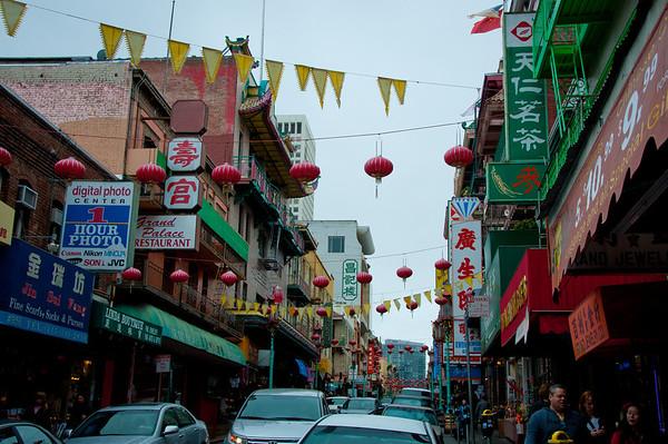 Chinatown, April 2013