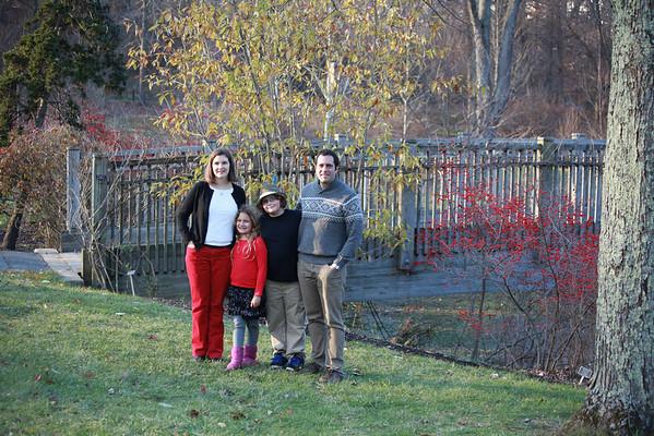 David, Sarah, Will & Katie