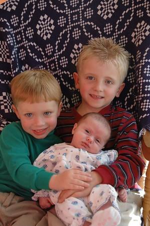 2004 Kindy Garrett Kids