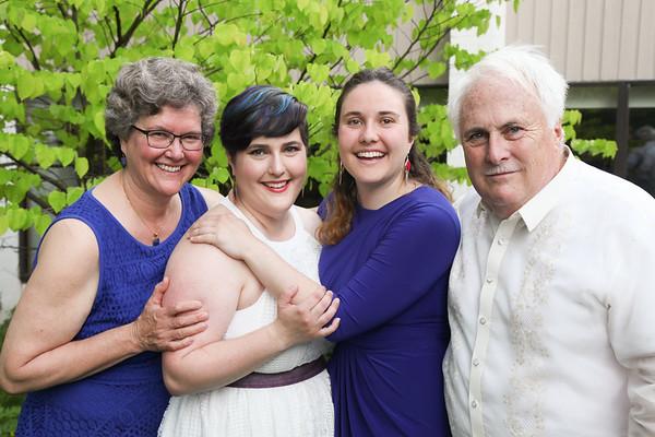 McDowell-Monroe Family