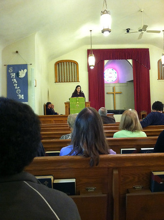 Hannah's Baptism - Oct. 16, 2011
