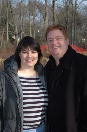 Nicole & Brent January 2008