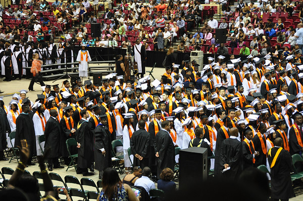 Grace's Graduation - May 2013