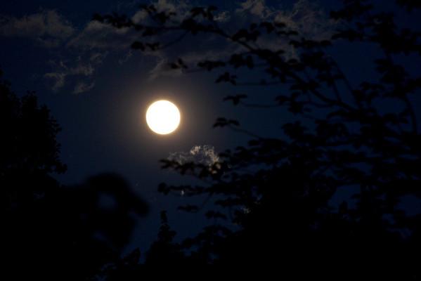 May-June Full Moon - 2012