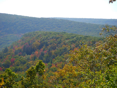 Hawk Mountain - Oct. 2007