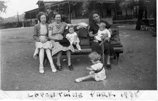 Livick Osler Family