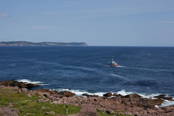 Cape Spear, Newfoundland - Pam