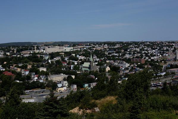 Signal Hill, St. John's, Newfoundland - Pam