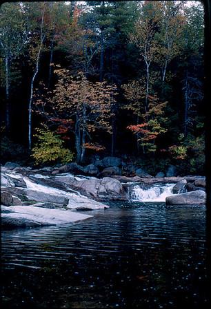 Maine - Kodachrome Slides - Oct. 1988
