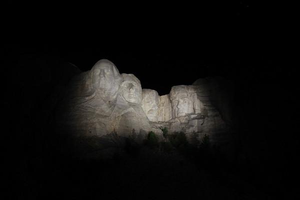 Mount Rushmore - Sept. 2015