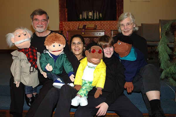 2004 Dottie's Puppets & Puppeteers