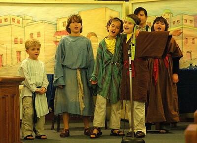 2004 The Thief of Bethlehem