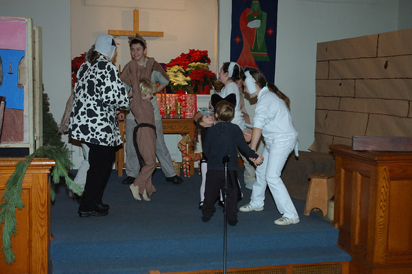 2006 Mean Eugene Christmas Drama