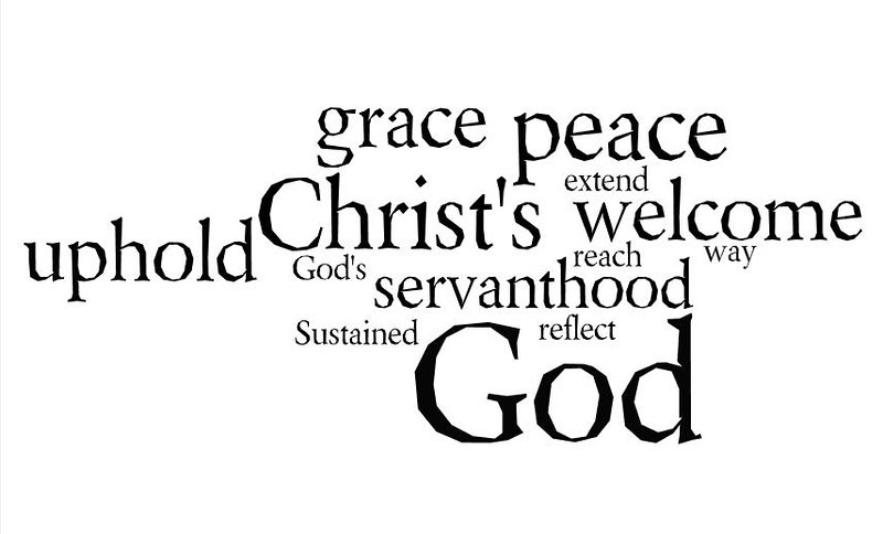 UPCOB Mission Statement<br /> <br /> Sustained in the grace of God, we<br /> -reflect God's welcome<br /> -uphold each other<br /> -reach out in servanthood<br /> -and extend Christ's way of peace.