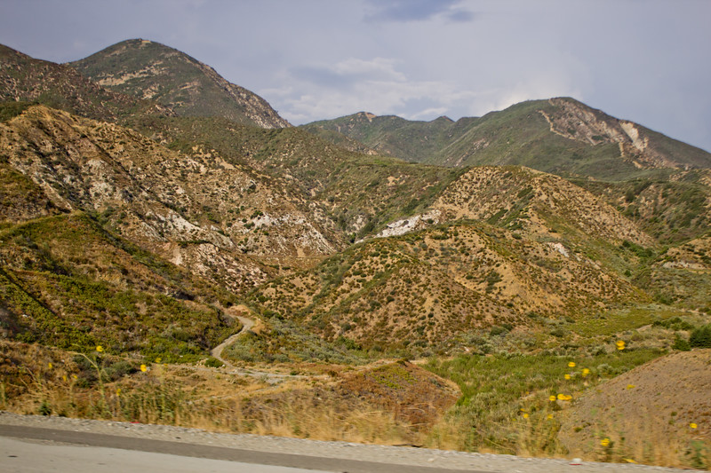 Desert Mountains Photograph 6