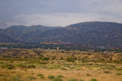 Desert Mountains Photograph 1