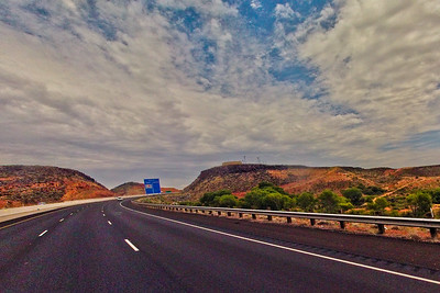 Warm Clouds and Broken Hill