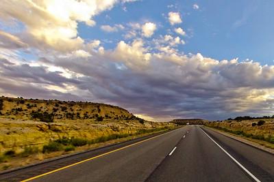 Spectrum Clouds and Gentle Hills