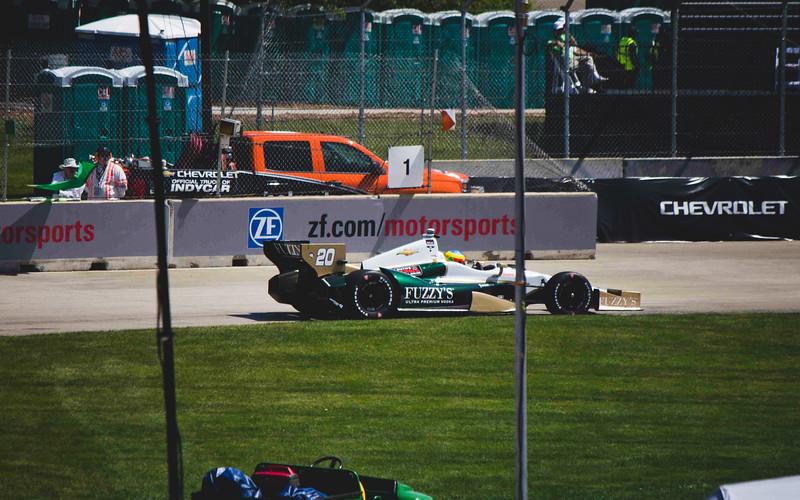 Detroit 2014 Grand Prix Belle Isle Photograph 30