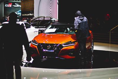 Detroit North American Auto Show 2019 Photograph 7