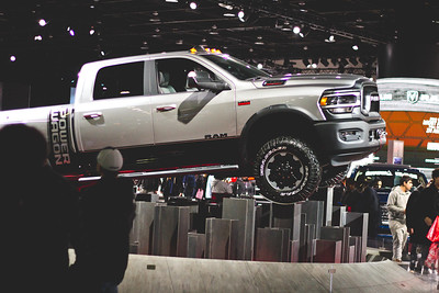Detroit North American Auto Show 2019 Photograph 25