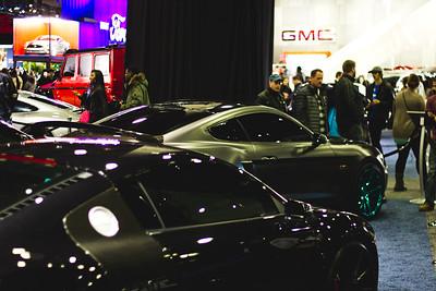 Detroit North American Auto Show 2019 Photograph 28