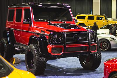 Detroit North American Auto Show 2019 Photograph 19