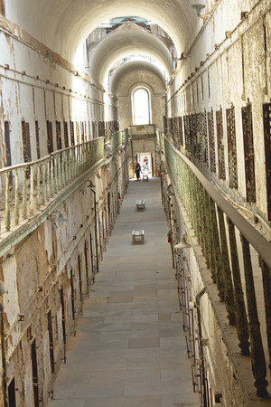 Eastern State Penitentiary 9