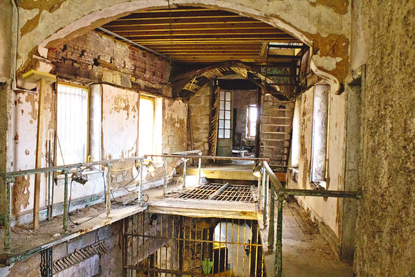 Eastern State Penitentiary 10