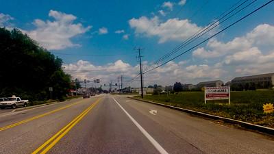 Driving through Pennsylvania Foundation Photograph 2